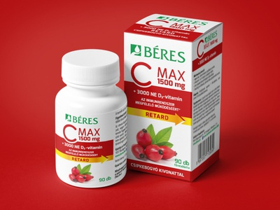 Packaging design - vitamin C
