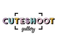 logo for a pop-up exhibit letterlogo branding typography typologo logo logodesign selfielogo photographylogo