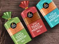 Toast packaging design