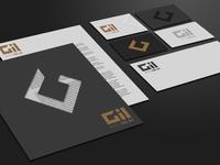 "Logo design - ""Gil"""