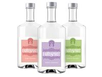 "Labeldesign - hungarian spirits ""pálinka"""