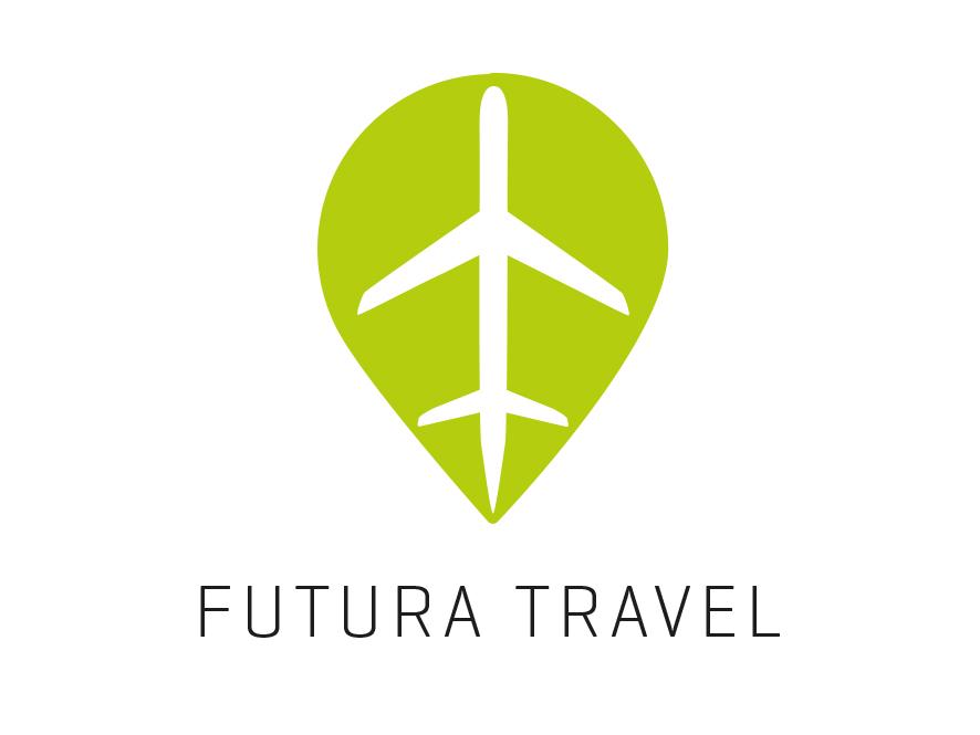 Logodesign for travel agency travelagency leaflogo logodesign