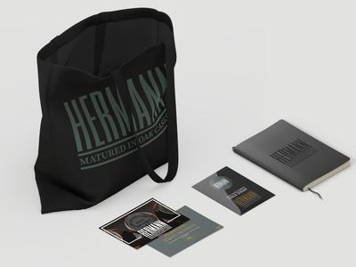 Hermann Merchandise