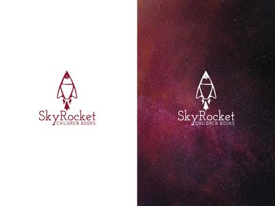 Sky Rocket Children's Books Logo