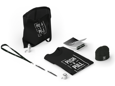 Push & Pull Merchandise