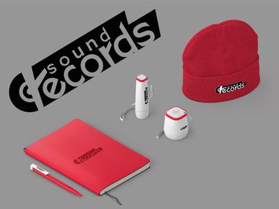 Sound Records Merchandise