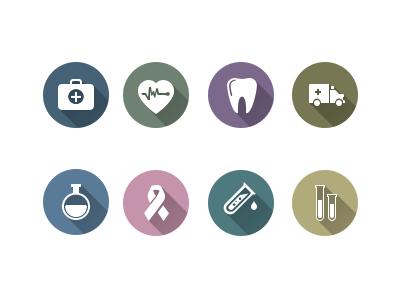 Freebie: Medical Icon Pack