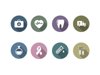 Freebie: Medical Icon Pack