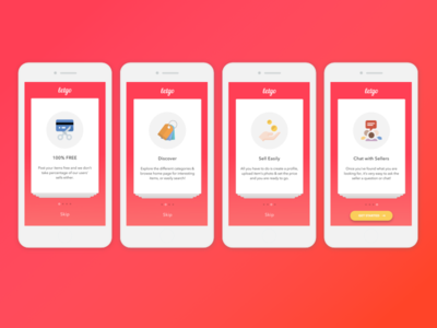 Letgo App Redesign
