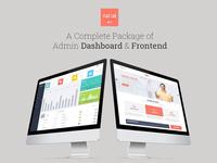 Flatlab Admin Dashboard