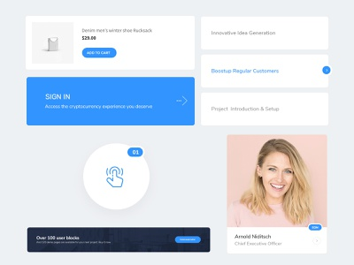 Components travel startup responsive products landing portfolio listing job insurance gym and fitness creative corporate charity business bootstrap agency
