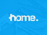 Logotype: Home