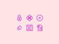 Perfume Icons