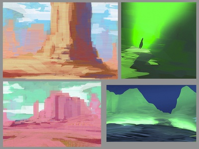 Colour Theory Practice