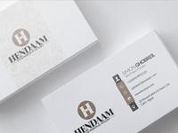Hendaam Business Card