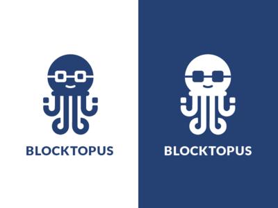 Blocktopus Logo