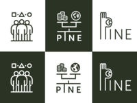 Pluralism in Economics Logo Designs