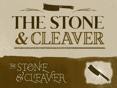The Stone & Cleaver
