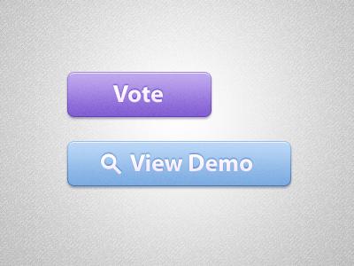 Colored Buttons ui myriad button web button myriad pro