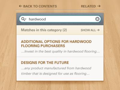 Search Widget search gui web ui univers find search field dropdown menu warm