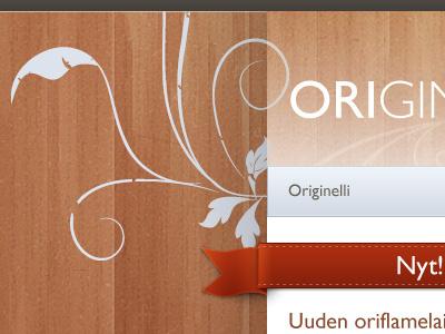 Header ornaments header webdesign web layout graphics banner ornament translucent ribbon wood texture