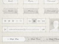 Drawing Board UI Kit
