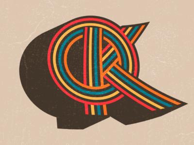 Oklahoma monogram