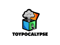Toypocaplypse Toy Store Logo