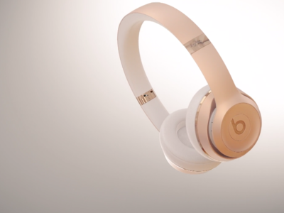 Beats by Dre 3D Image