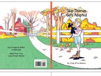 Hardcover Children's Book Design