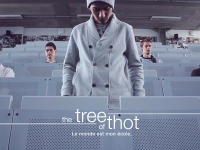 the Tree of Thot - Le monde est mon école fui design interaction vidéo