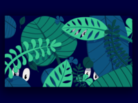 Rainforrest animation 1