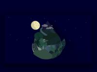 Rainforrest Animation 3.