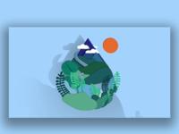 Rainforrest Animation 4.