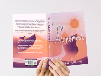 Book Cover The Alchemist by Paulo Coelho
