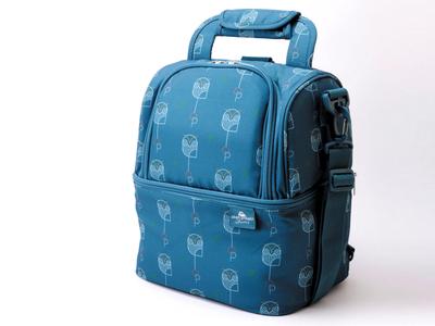 Textile design for a french childcare brand - OKETI POKETI