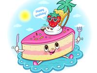 Cake island