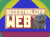 decentralized web cat