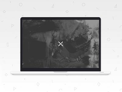 Desktop Wallpaper mcad black and white minimal bw design texture wallpaper
