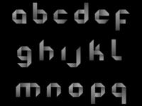 Foldit (font)