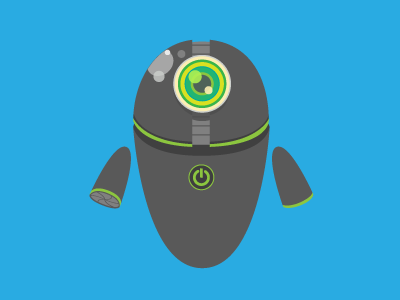 Opencommerce (animated character design)