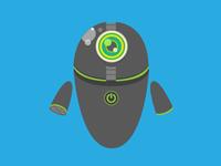 Opencommerce (animated character design)