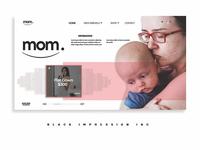 Ui concept - pregnant women clothing shop