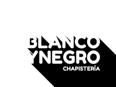 Logotipo para un taller de chapa y pintura