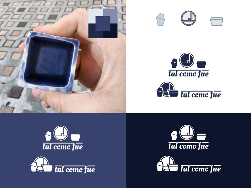 New talcomofue.com branding pottery talcomofue logo branding brand
