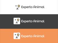 Evolución del logo de ExpertoAnimal