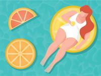 170906 lemonly holidaygift calendar illustration 01