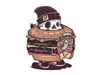 Burgerskull