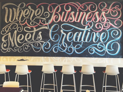 Where Business Meets Creative