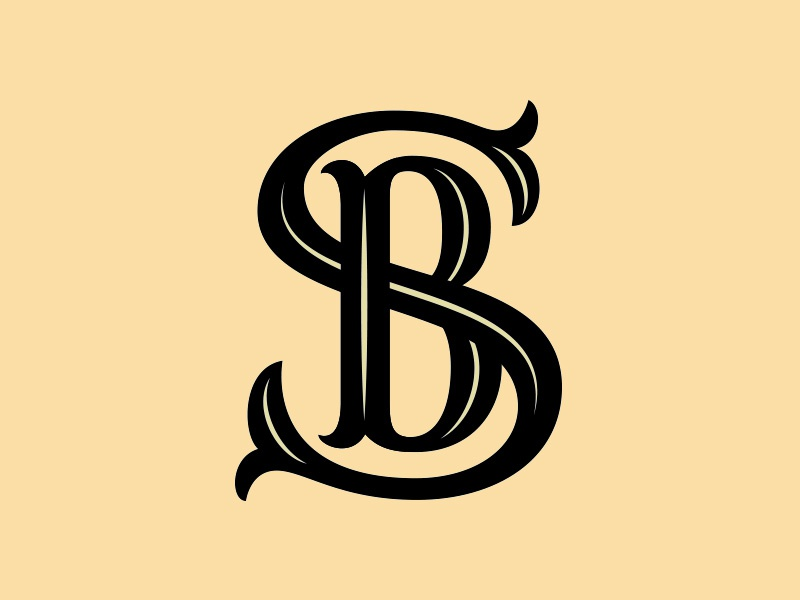 SB Monogram by Scott Biersack - Dribbble